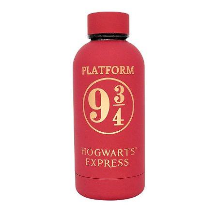 Garrafa cantil 400ml Plataforma 9 3/4 - Harry Potter