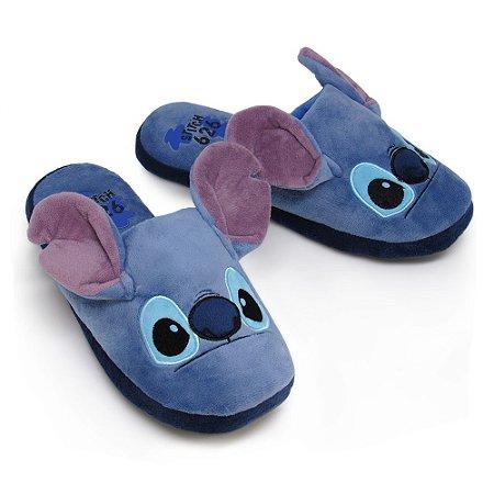Pantufa Chinelo Stitch - Original Disney