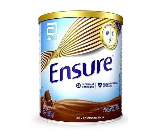ENSURE CHOCOLATE 400GRS