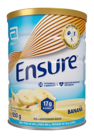 ENSURE BANANA - ABBOTT