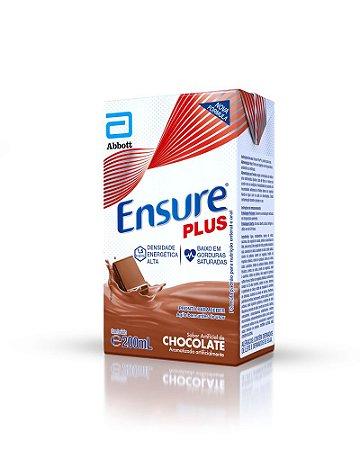 ENSURE PLUS 200ML SABOR CHOCOLATE