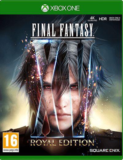 Final Fantasy XV Royal Edition Xbox One Mídia Digital