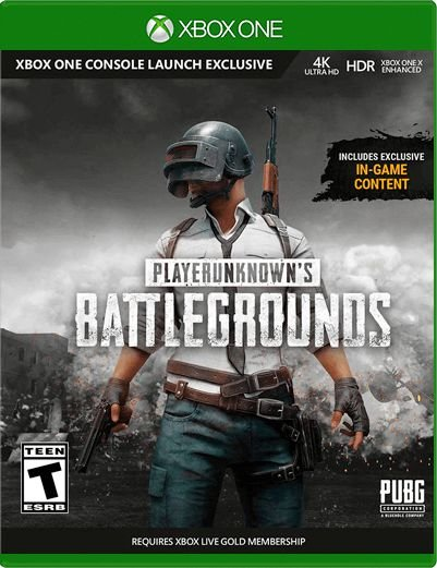 Playerunknown's Battlegrounds Xbox One Mídia Digital