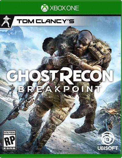 Ghost Recon Breakpoint Xbox ne Mídia Digital