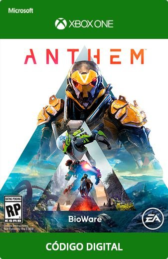 Anthem Xbox One Código