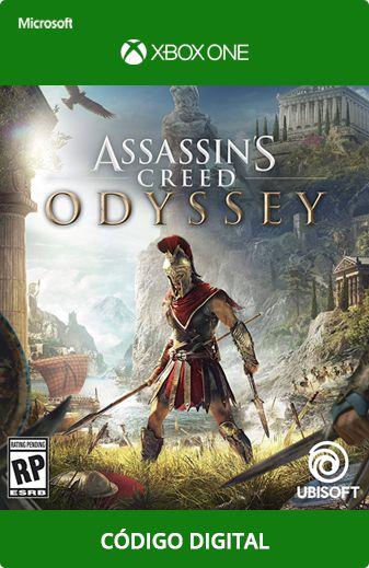 Assassin's Creed Odyssey Xbox One Código