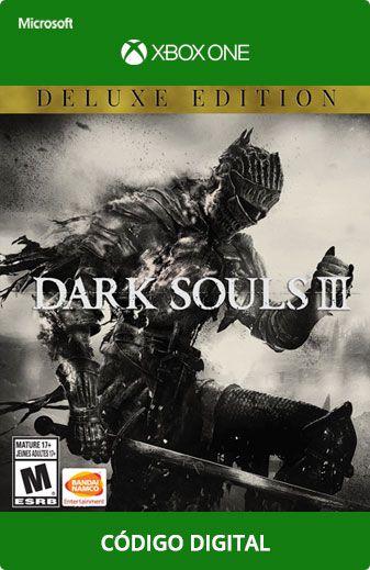 Dark Souls 3 Xbox One Código