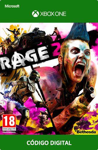Rage 2 Xbox One Código