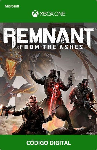 Remnant: From The Ashes Xbox One Código