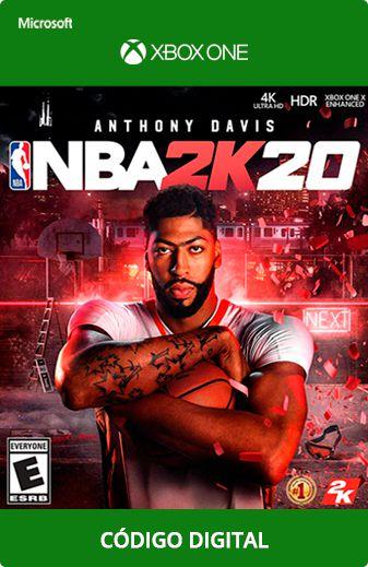 NBA 2K20 Xbox One Código