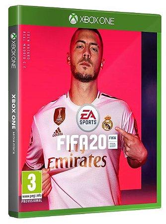 Fifa 20 Xbox One Mídia Física