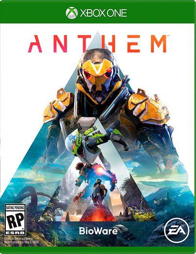 Anthem Xbox One Mídia Digital