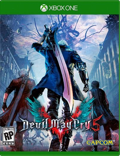 Devil May Cry 5 Xbox One Mídia Digital