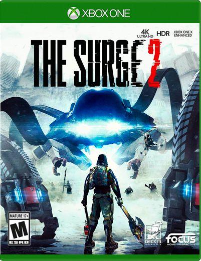 The Surge 2 Xbox One Mídia Digital