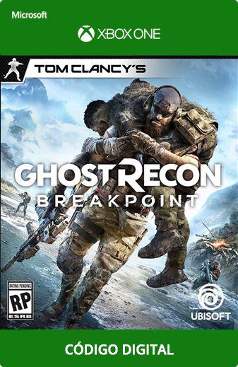Ghost Recon Breakpoint Código