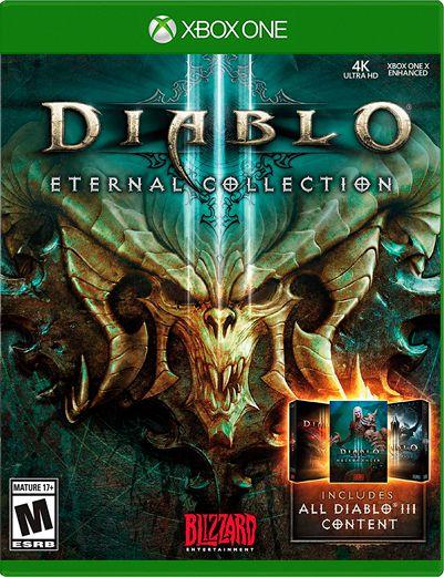 Diablo 3 Eternal Collection Xbox One Mídia Digital