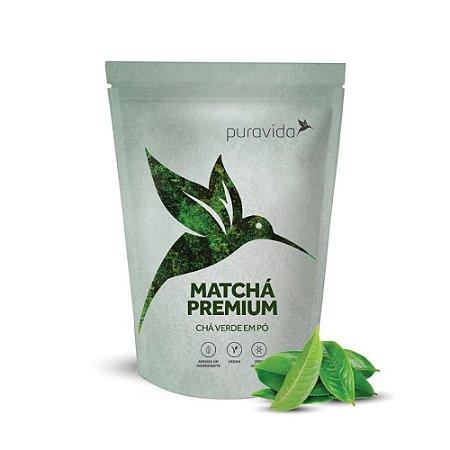 Matchá, Chá Vegano, Zero Aditivos, Antioxidante 100g