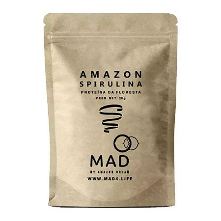 Amazon Spirulina, Proteína Florestal, MAD