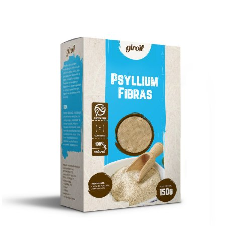 Psyllium Fibras 150G