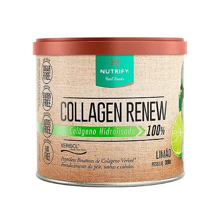 Colágeno Renew Limão 300g