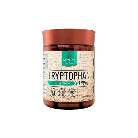 Triptofano 60 Capsulas, Nutrify