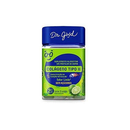 Suplemento Alimentar Dr. Good Colágeno II Com 30 Gomas