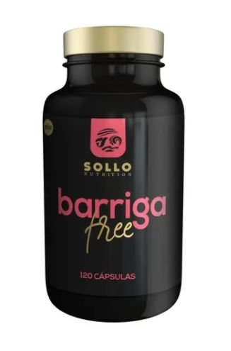 Seca Barriga - 120 capsulas