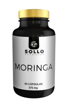 Moringa - 60 capsulas