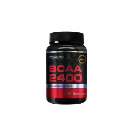 BCAA 2400POTE 60 TABLETES - VITAMINA B6