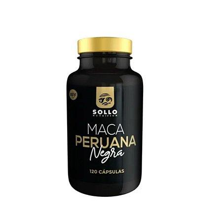 Maca Peruana Negra - 120 Capsulas