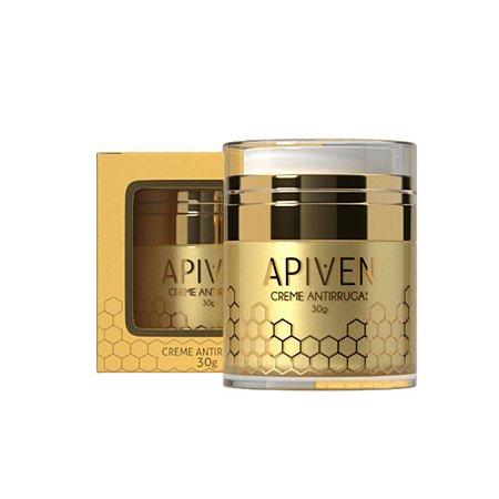 Creme Antirugas APIVEN (com veneno de abelhas) pote 30g