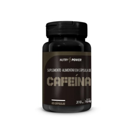 Cafeína Super 60 Caps 310 Mg