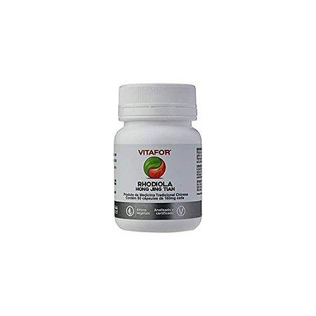 Rhodiola - Hong Jing Tian 60 capsulas