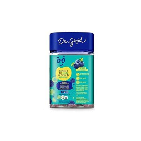 Vitamina D Dr Good Suplemento Gomas Blueberry C/30