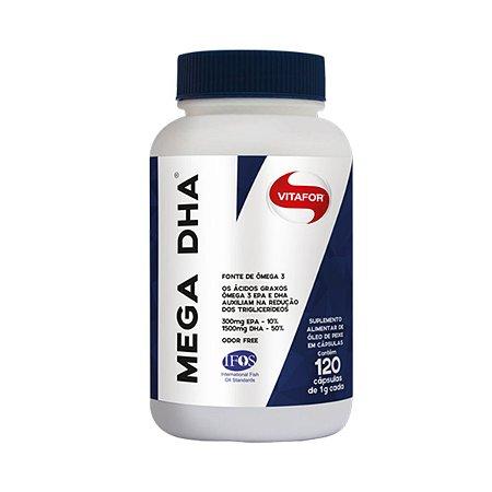 Omega 3 DHA 1500mg, 120 capsulas Vitafor