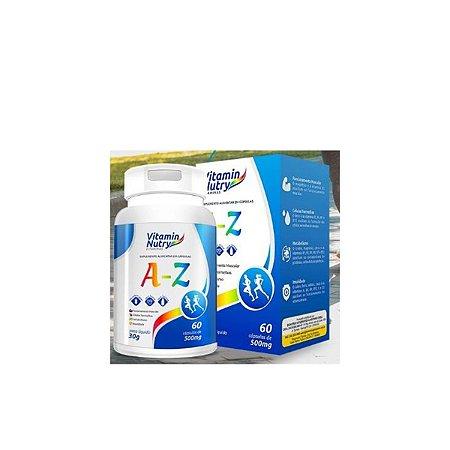 Multivitamínico A-Z Vitamin Nutry 60 capsulas