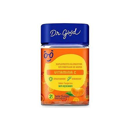 Vitamina C Diet Dr Good Suplemento gomas sabor Laranja c/ 30