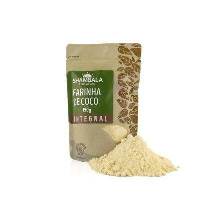 Farinha de coco 150g, Premium