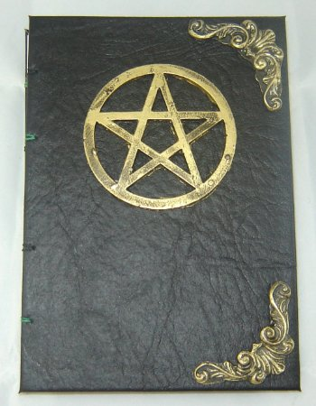Livro das Sombras Pentagrama cod.234