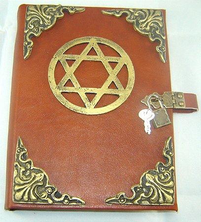 Livro das Sombras estrela de Davi cod.243