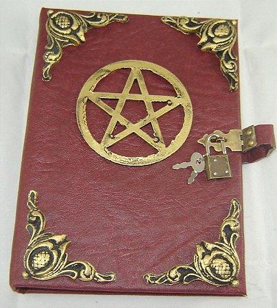 Livro das Sombras Pentagrama cod.256