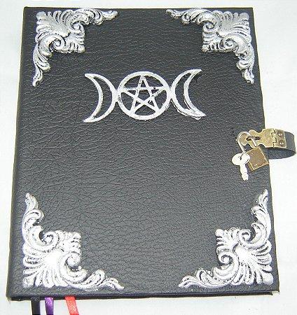 Livro das Sombras com Triluna cod.279