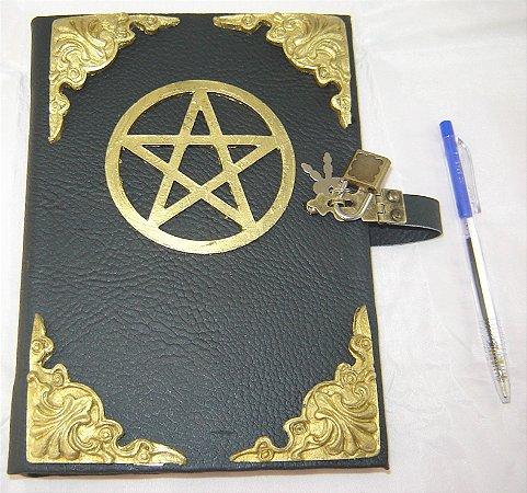 Livro das Sombras pentagrama cod.314