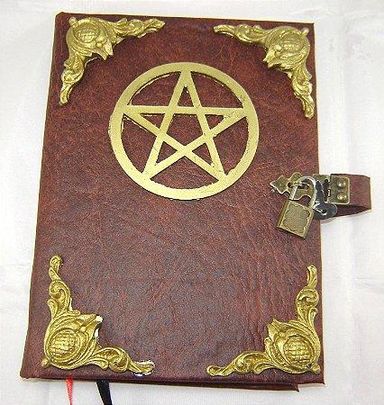 Livro das Sombras pentagrama cod.328