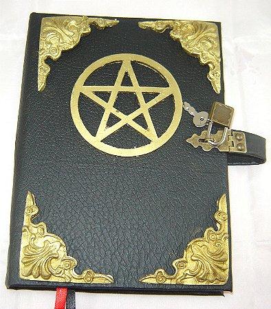 Livro das Sombras pentagrama cod.329