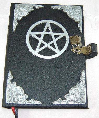 Livro das Sombras pentagrama cod.331