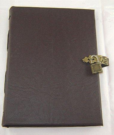 Diario de couro  cod.339