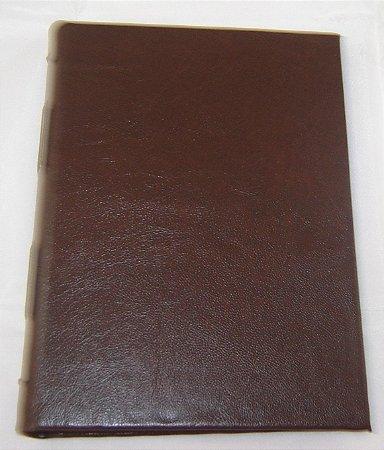 Diario de couro  cod.342