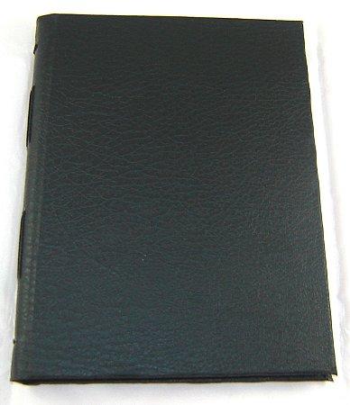 Diario de couro  cod.344