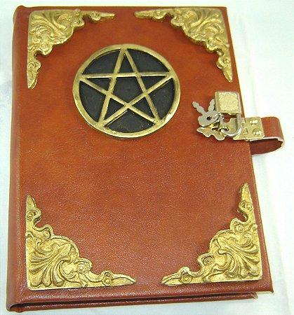 Livro das Sombras pentagrama cod.358